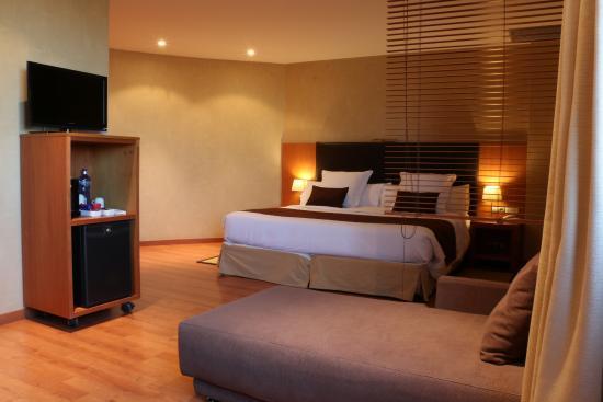 City Park Sant Just: Habitacion Junior suite