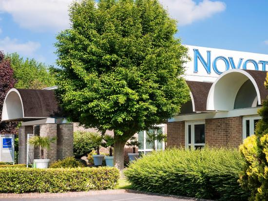 Novotel Valenciennes Aerodrome: Exterior