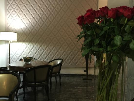 Golf Hotel Corallo: Hall