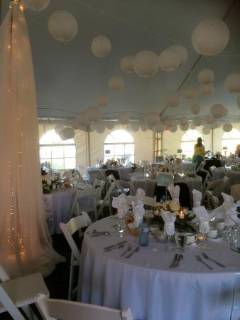 Stanley Bridge, Kanada: Wedding at Pool House