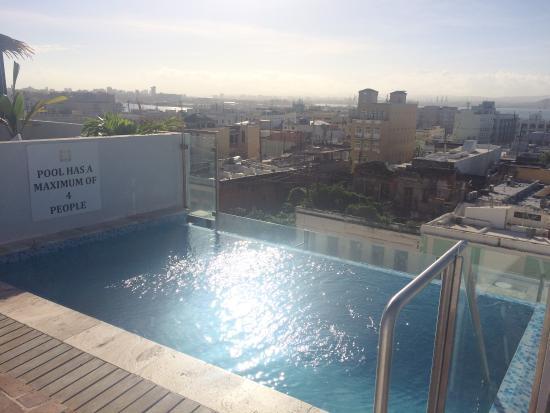 Infinity Pool Picture Of La Terraza De San Juan Tripadvisor