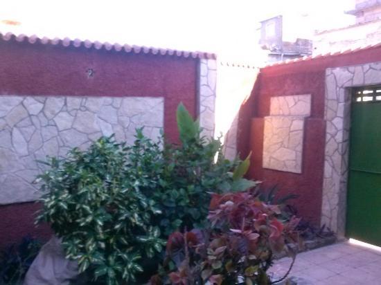 Casa Particular : giardino entrata