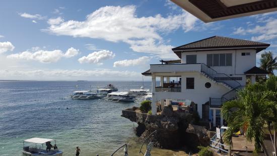 Kon Tiki Marina Suites: vista hotel