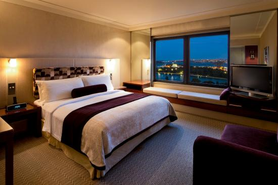Intercontinental Sydney King Deluxe Eastern Harbour View Room