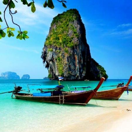 Phra nang bast och vackrast