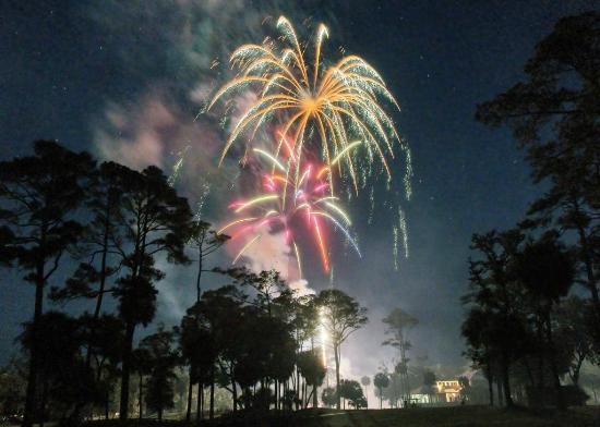 Fripp Island Resort: Fourth of July on Fripp