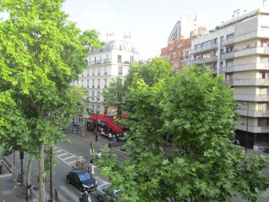 Central hotel paris france voir les tarifs 12 avis for Hotel bas prix paris