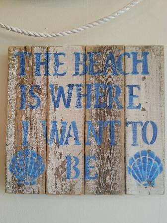 Everett, Etat de Washington : Beachy stuff everywhere