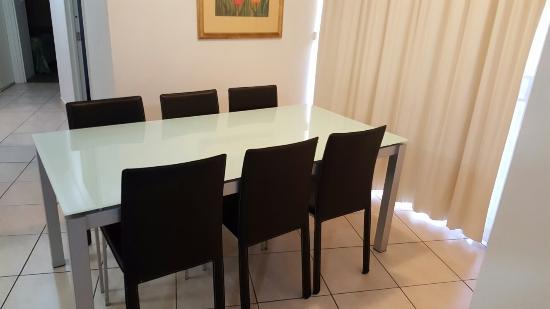 Mari Court Resort: 3 bedroom ground floor