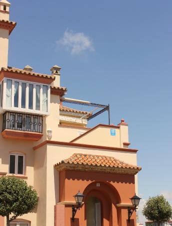 Apartamentos Puerto Sherry: exterior