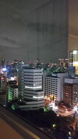 Keikyu EX Inn Shinagawa Ekimae : View from our room