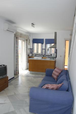 Apartamentos Puerto Sherry: Lounge
