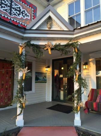 Maiden Rock, WI: Cultural Cloth is ready for the holidays