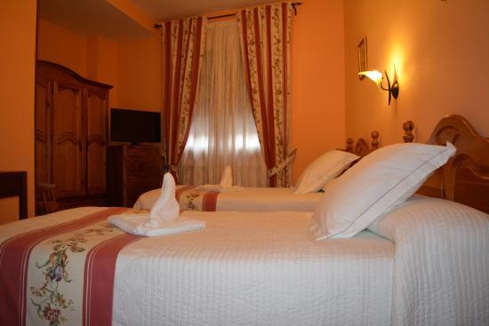 Hotel Casa Reboiro: Habitación B1