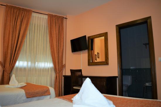 Hotel Casa Reboiro: Habitación 3