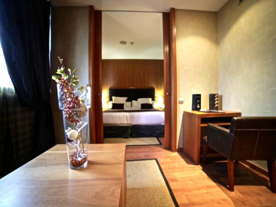 City Park Sant Just : Habitación suite