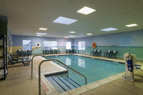 Hampton Inn & Suites Hershey: Indoor Pool