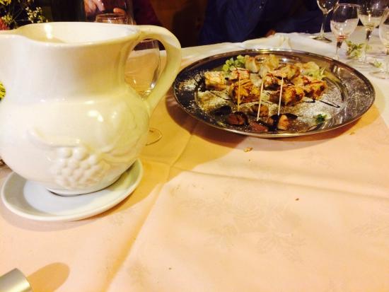 Grimacco, Italia: i dolci