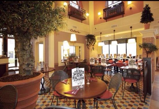 pizza gorgozanla miel picture of restaurant del arte alencon tripadvisor. Black Bedroom Furniture Sets. Home Design Ideas