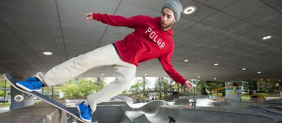 Eugene, OR: WJ Skatepark + Urban Plaza