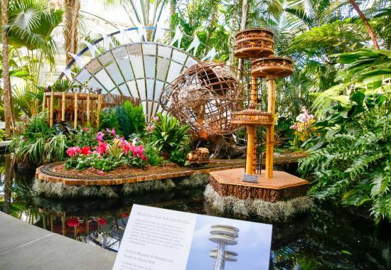 Nybg 125 december 2015 picture of new york botanical Bronx botanical garden free admission