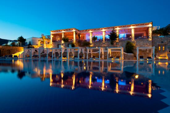 Mykonos Grand Hotel & Resort : Exterior