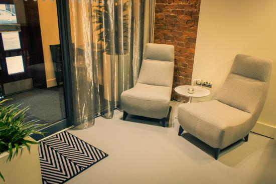 The light aparthotel manchester angleterre voir les for Appart hotel 41