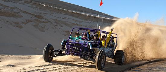 Dune Buggy fun near Florence