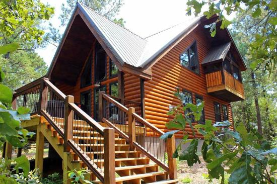 Beavers Bend Log Cabins Updated 2016 Lodge Reviews