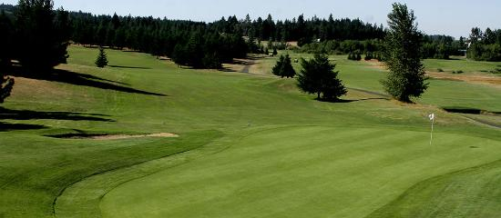 Eugene, OR: Diamond Woods Golf Course near Junction City