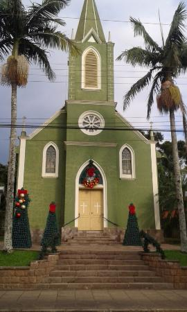 Dois Irmaos, RS: Igreja Luterana