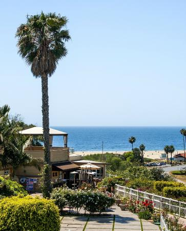 Malibu Country Inn: Beautiful Zuma Beach!