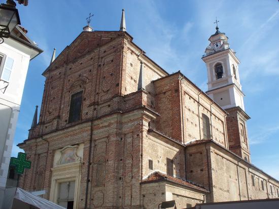 Carru, Italie: esterno