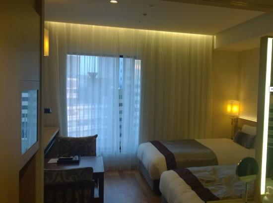 Kamer 2p Picture of Mitsui Garden Hotel Osaka Premier Kita