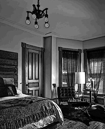 Small luxury boutique hotel in upscale historic burlington for Small historic hotels