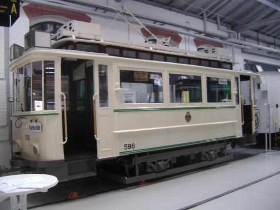 Strassenbahnmuseum