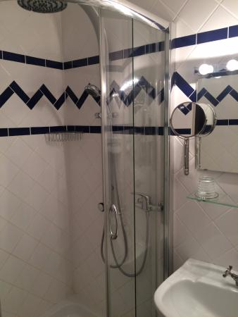 Leopoldstal, Niemcy: Shower