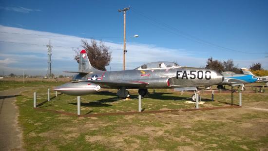 Atwater, CA: F-94 Starffighter