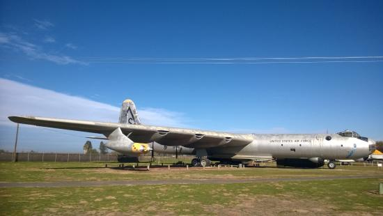 Atwater, CA: RB-36H Peacemaker