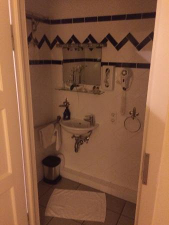 Leopoldstal, Niemcy: Seperate toilet in room