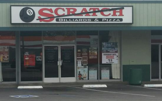 Scratch Billiards Bar & Grill