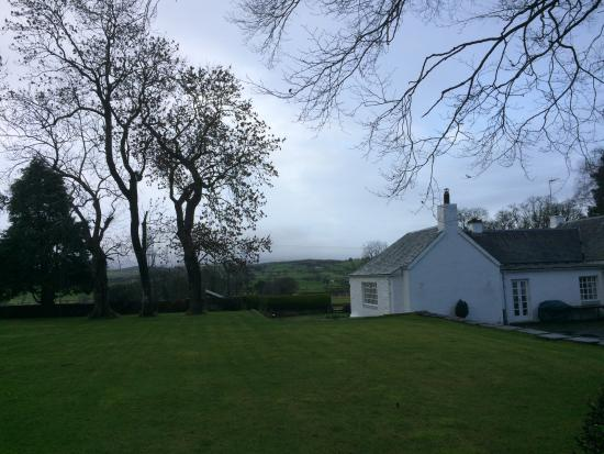 South Craighall B&B: View of the house