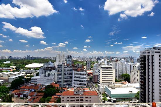 Pestana Sao Paulo: View