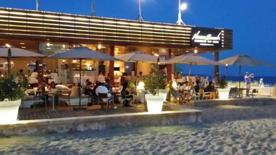 Tanit Beach Ibiza Nau Club Restaurant