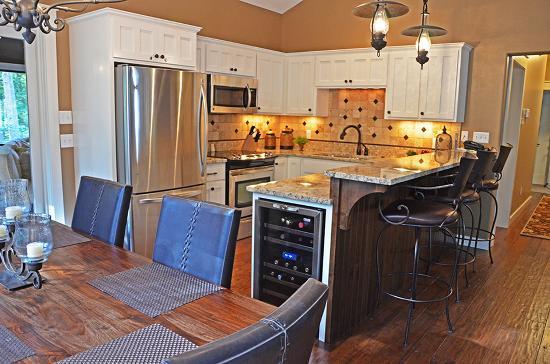 Grand View Lodge: Nokomis Kitchen