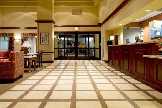 Irving, TX: Entrance