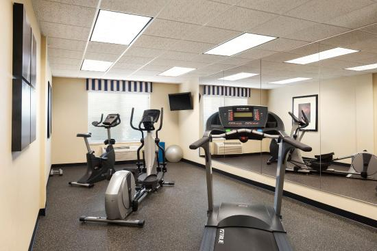 Shoreview, MN: Fitness Center