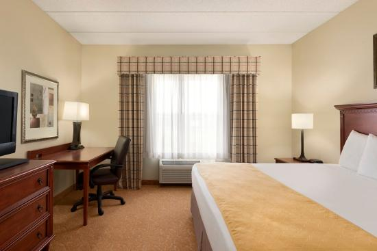 Country Inn & Suites By Carlson, Shoreview: Suite