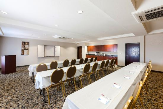 Comfort Suites University: Meeting Room