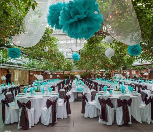 Kingsville, Kanada: Bridal Shower at Colasanti's Tropical Gardens - we host daytime and evening parties